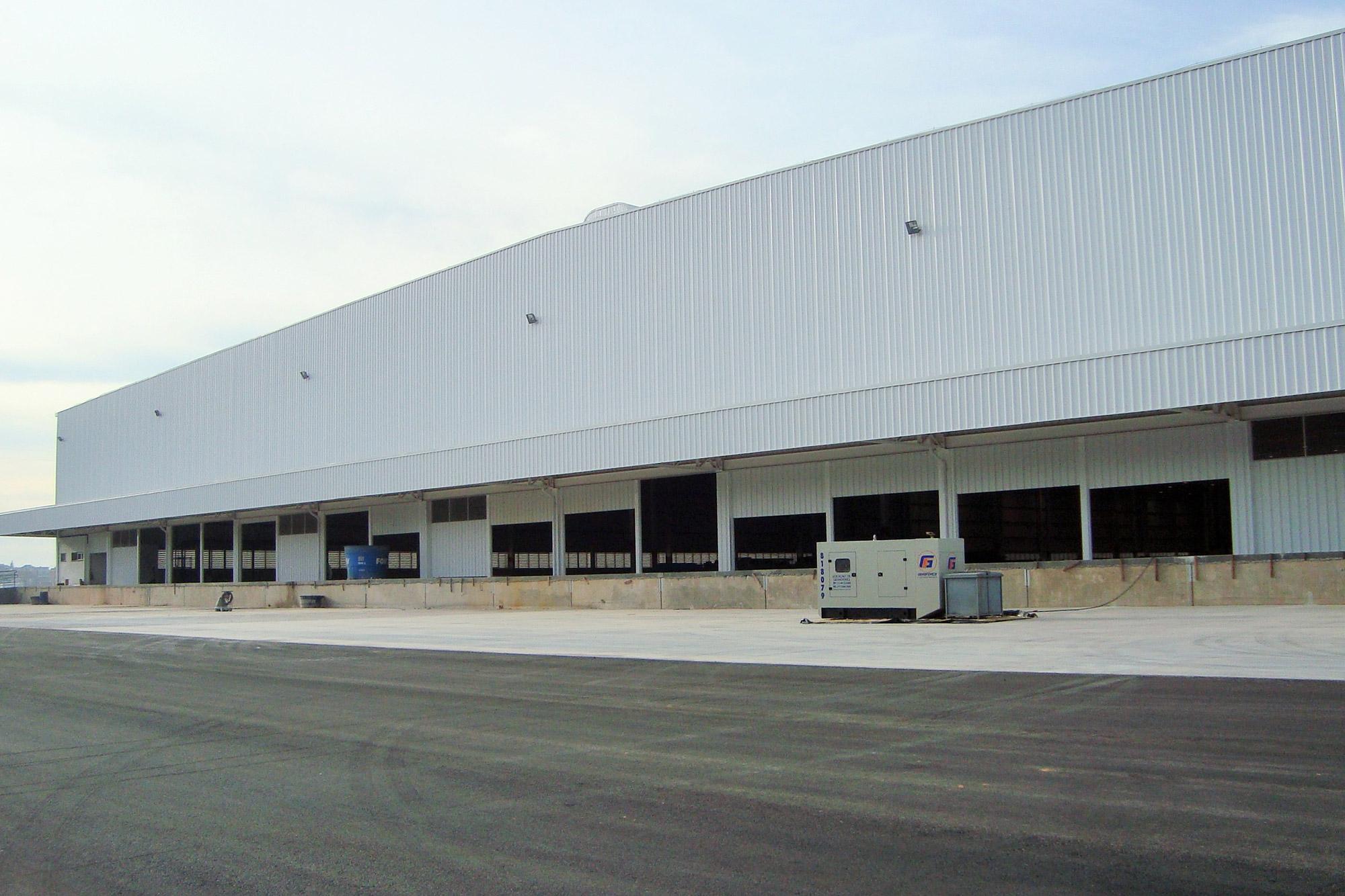 Centro de Distribuição Marisa