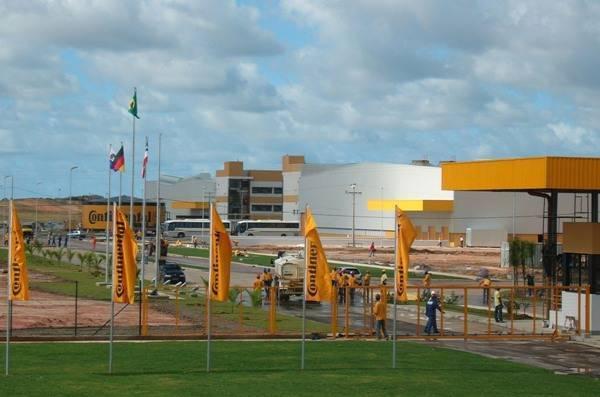 Continental Teves – Fábrica de Freios