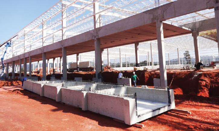 Centro Logístico Distribution Park Embu