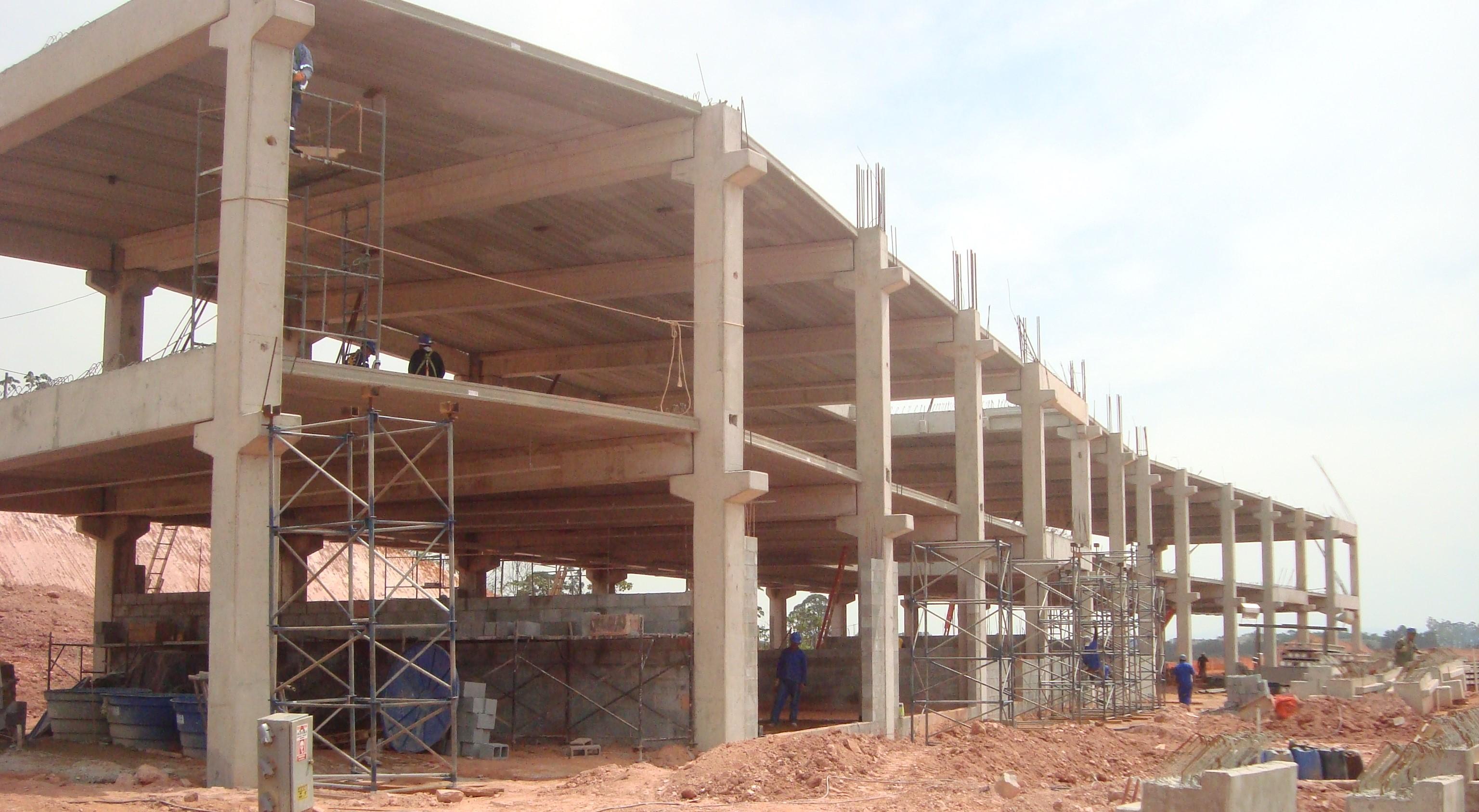 Condomínio Logístico GLP Guarulhos Fase I