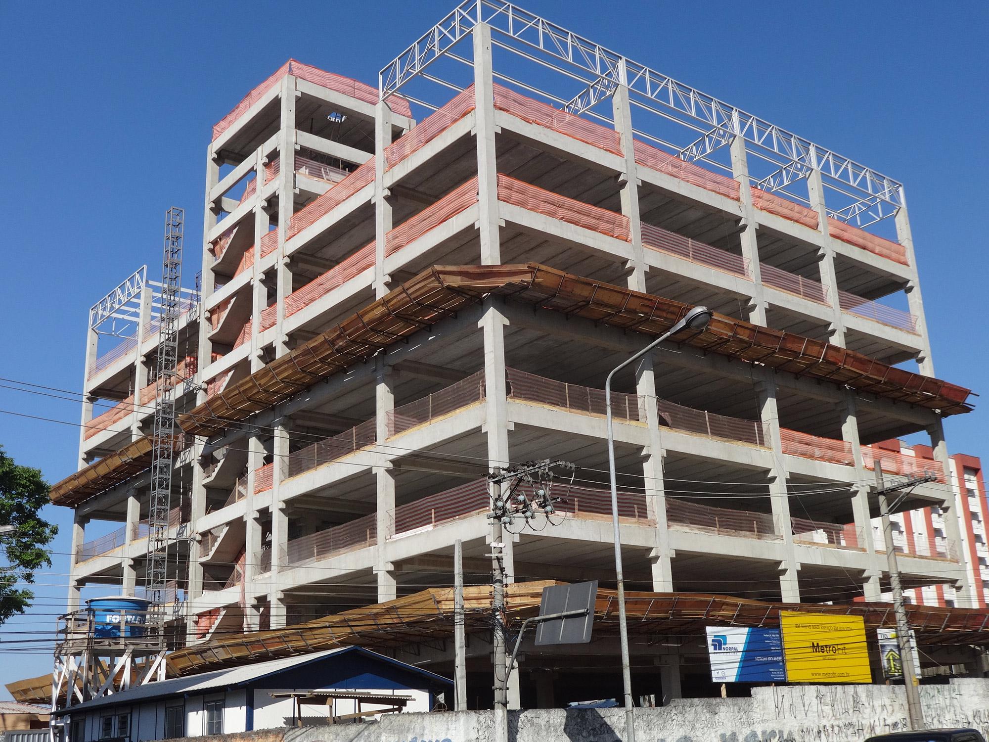 Edifício Multi Pavimentos – Metrofit Self Storage
