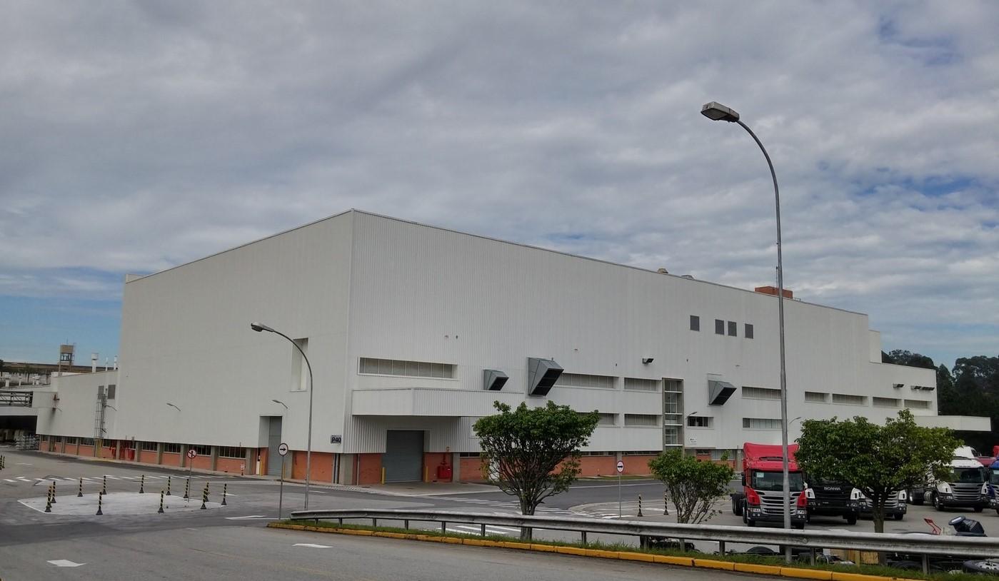 SCANIA Latin America – Unidade de Pintura de Cabines Caminhões