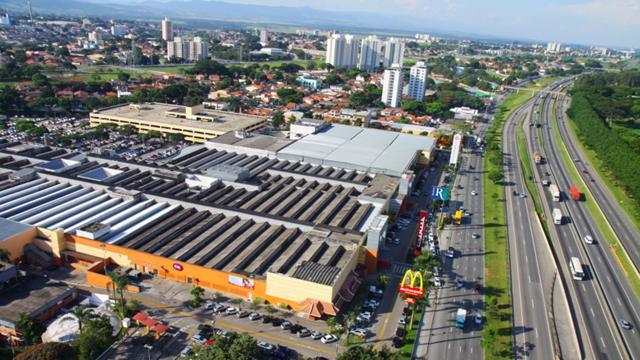Shopping Center Vale – Expansão Lojas / Deck Park / Praça de Alimentação
