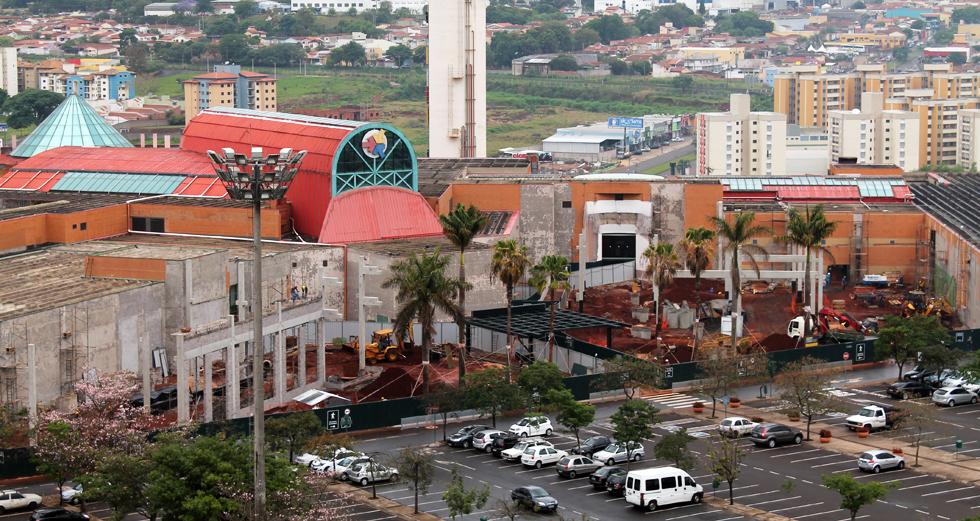 Expansão Shopping Iguatemi São Carlos